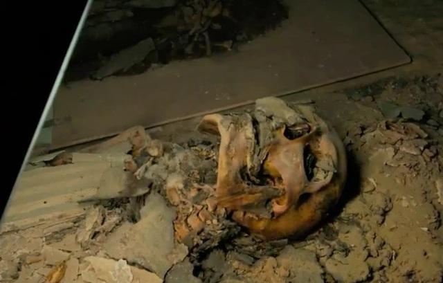 """Khám phá """"Thành phố của người chết"""" thời Ai Cập cổ đại - 3"""