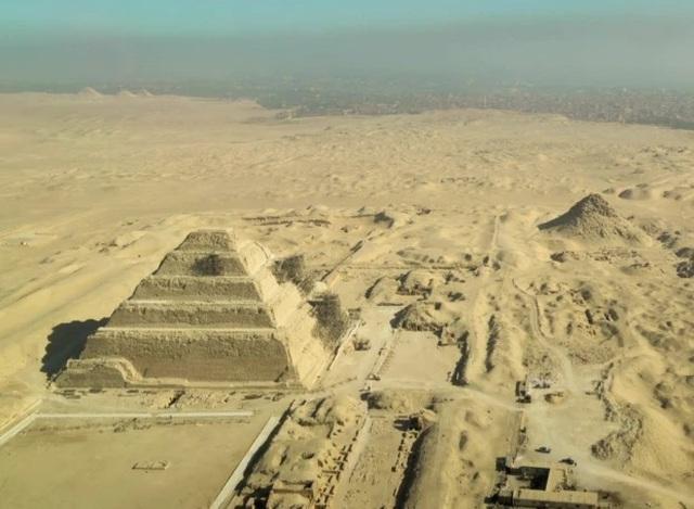 """Khám phá """"Thành phố của người chết"""" thời Ai Cập cổ đại - 5"""