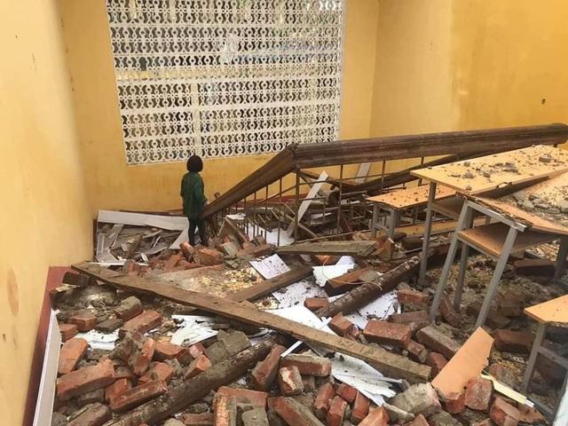 Mưa giông tàn phá hàng nghìn ngôi nhà ở Thái Nguyên - 2