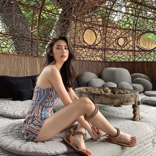 Vẻ đẹp không thể rời mắt của đệ nhất hot girl Lào - 1