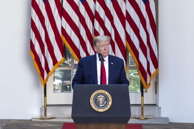 Ông Trump: Tôi đang có thời gian khó khăn với Trung Quốc - 1