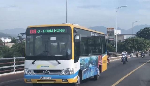 Đà Nẵng: Chuyển đổi thời gian sử dụng vé xe buýt cho học sinh, sinh viên - 1
