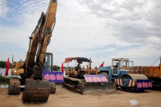 Một ngày khởi công 2 tuyến đường hơn 2.000 tỷ đồng ở Hải Phòng - 3
