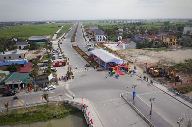 Một ngày khởi công 2 tuyến đường hơn 2.000 tỷ đồng ở Hải Phòng - 2