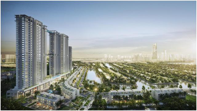 Dự án căn hộ cao cấp Ecopark có hồ cảnh quan hơn 50 ha - 1