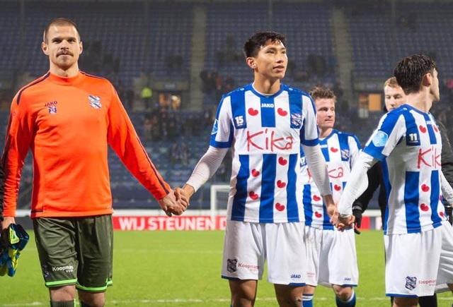 Heerenveen đề nghị để Văn Hậu ở lại Hà Lan thêm 1 năm - 1