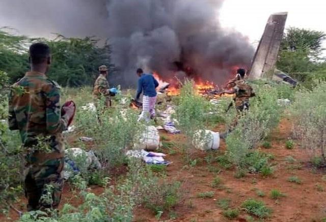 Ethiopia bắn rơi máy bay chở hàng cứu trợ Covid-19 - 1