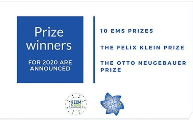 Giáo sư Việt vừa nhận giải thưởng toán học danh giá nhất châu Âu là ai? - 3