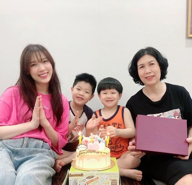 Mỹ nhân Việt gửi tâm thư xúc động nhân Ngày của Mẹ - 8