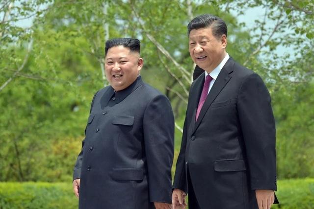 Trung Quốc đề nghị giúp Triều Tiên chống dịch Covid-19 - 1