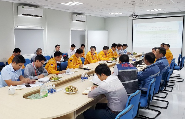 Tổng Giám đốc PV GAS kiểm tra và triển khai công tác trên công trường dự án trọng điểm - 1