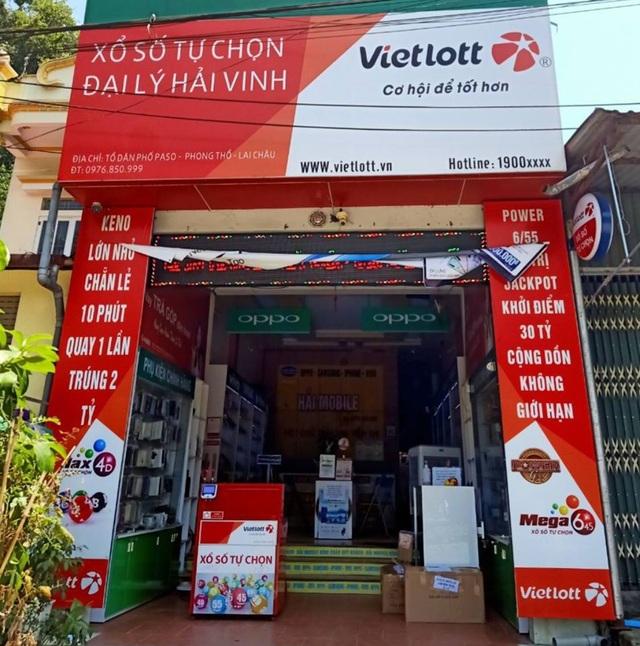 Vietlott mở rộng thị trường lên Lai Châu - 2
