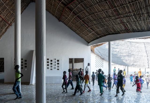 Nhà trẻ vùng cao của Việt Nam lọt top 10 dự án kiến trúc mới của thế giới - 12