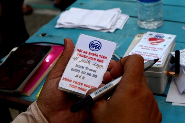 """Thêm một """"ATM gạo"""" cho người khó khăn tại Hội An - 2"""