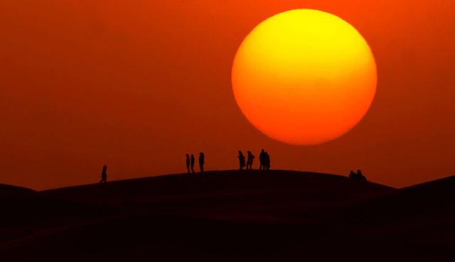 Năm 2070: Hơn 3 tỷ người sẽ sống trong khí hậu nóng như sa mạc Sahara - 1