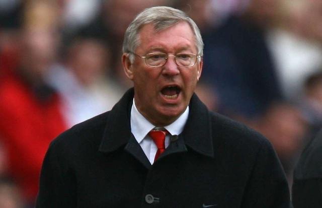 """4 cầu thủ chưa từng bị Sir Alex       Ferguson """"sấy tóc"""" - 1"""
