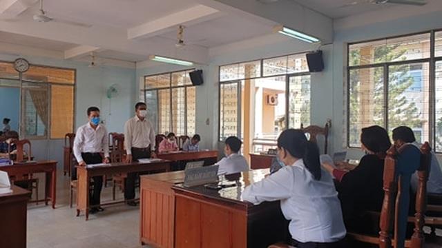Đắk Lắk: Một công ty bảo hiểm thua kiện người lao động tại phiên sơ thẩm - 1