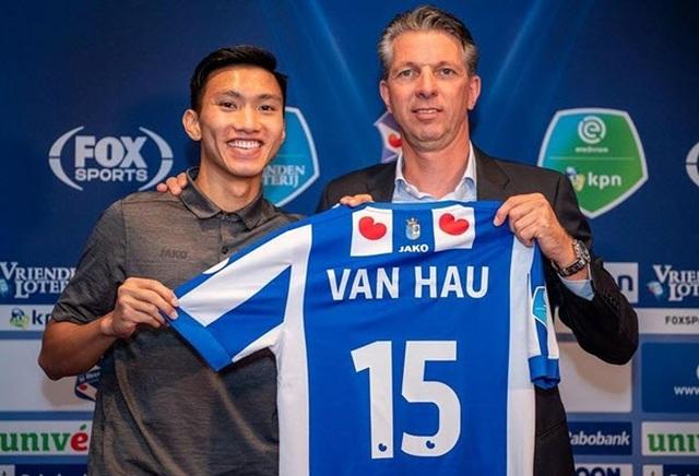 Đàm phán với Văn Hậu, Heerenveen vẫn mua thêm hậu vệ - 1