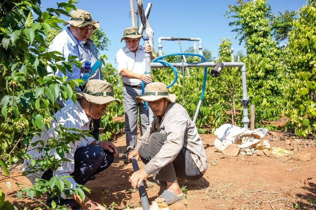 Bayer ra mắt giải pháp sáng tạo giúp nông dân phòng trừ bệnh tuyến trùng - 2