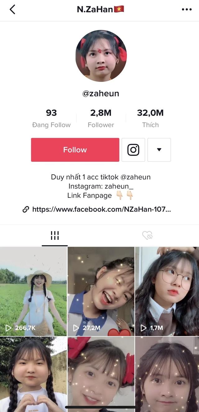 Hút gần 3 triệu follower, hot girl trên TikTok lại tự ti về ngoại hình - 2