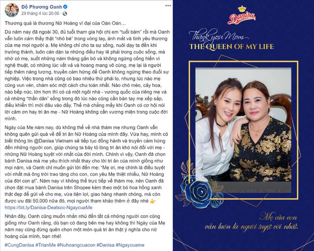 Danisa truyền cảm hứng để ngàn lời tri ân được tỏ bày nhân Ngày của Mẹ - 6
