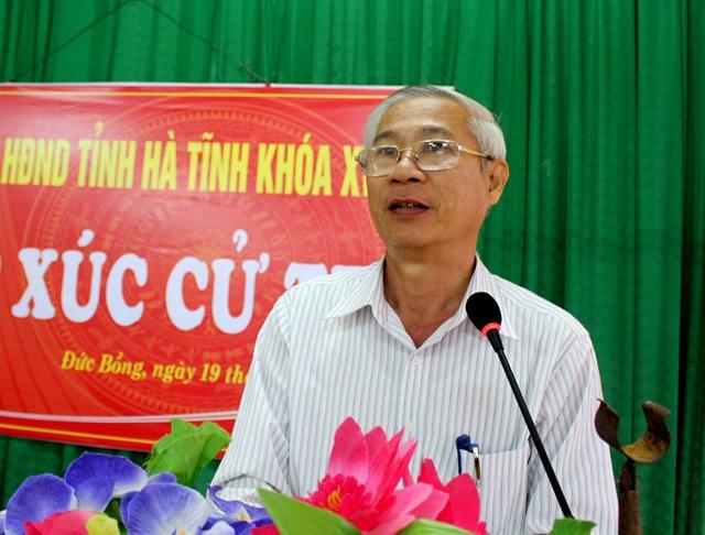 Hà Tĩnh có tân Chủ tịch Hội Khuyến học tỉnh - 1