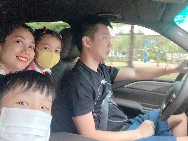 Sao Việt cho con đi học: người vẫn nặng lo âu, người nhớ con da diết - 1