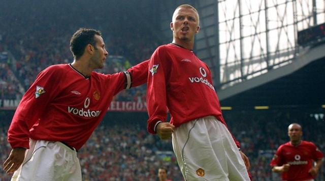 """Giggs: """"Sir Alex không cố ý đẩy Beckham khỏi Man Utd"""" - 1"""