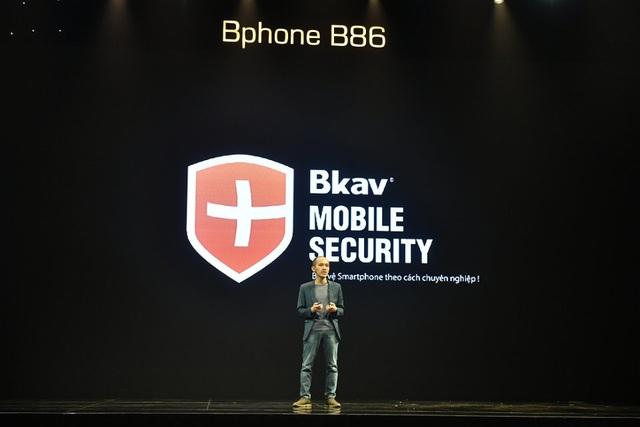 5 công nghệ đột phá trên Bphone B86 - 5
