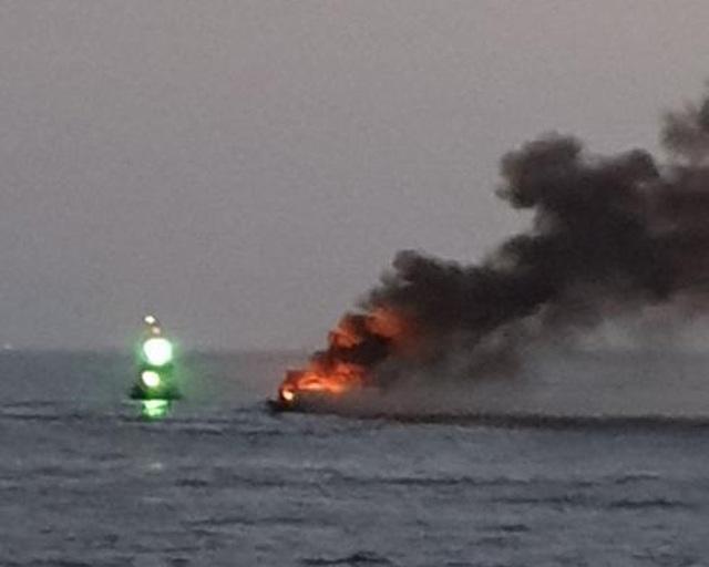 19 thủy thủ thiệt mạng trong vụ tên lửa Iran bắn nhầm tàu đồng đội - 1
