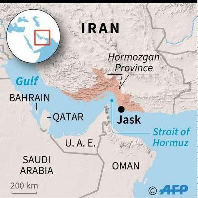 19 thủy thủ thiệt mạng trong vụ tên lửa Iran bắn nhầm tàu đồng đội - 2