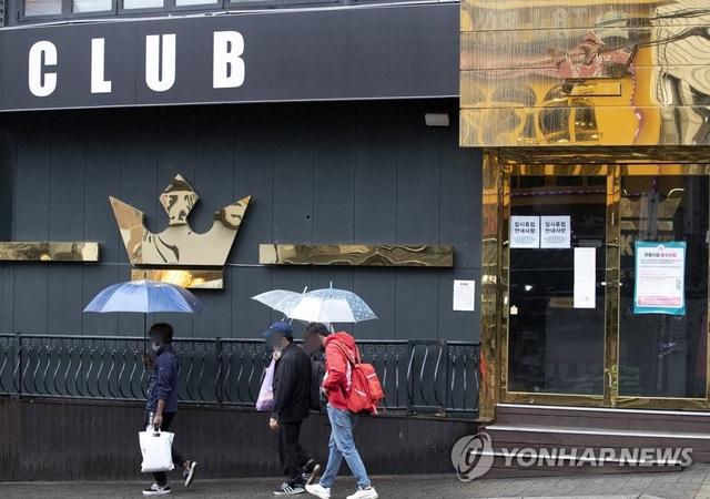 """Hàn Quốc tăng vọt số ca Covid-19 vì """"ổ dịch"""" ở quán bar - 1"""