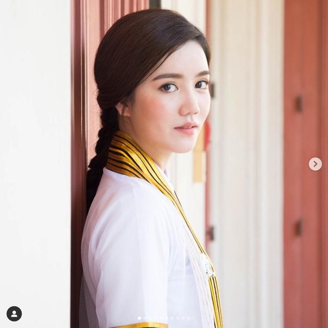 Ngắm vẻ đẹp ngọt ngào của hoa khôi làng cầu lông Thái Lan - 6