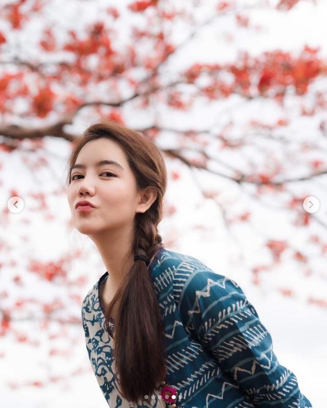 Ngắm vẻ đẹp ngọt ngào của hoa khôi làng cầu lông Thái Lan - 15