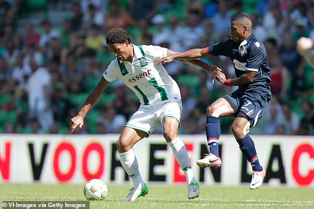 Trung vệ Van Dijk tiết lộ suýt bỏ bóng đá vì bị chê dở - 2