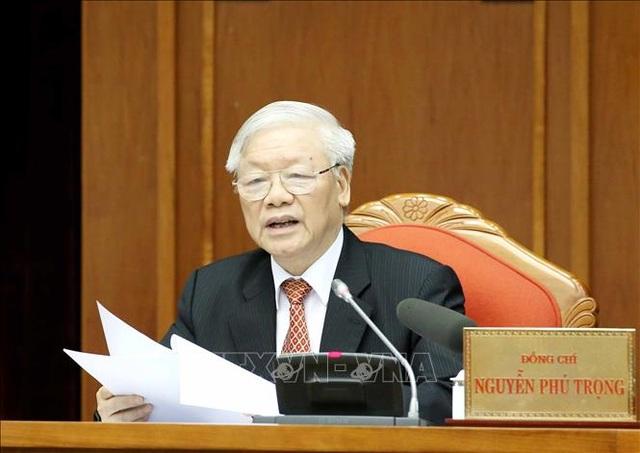 Tổng Bí thư nêu bật một số ý kiến có tính chất gợi mở về công tác nhân sự - 2