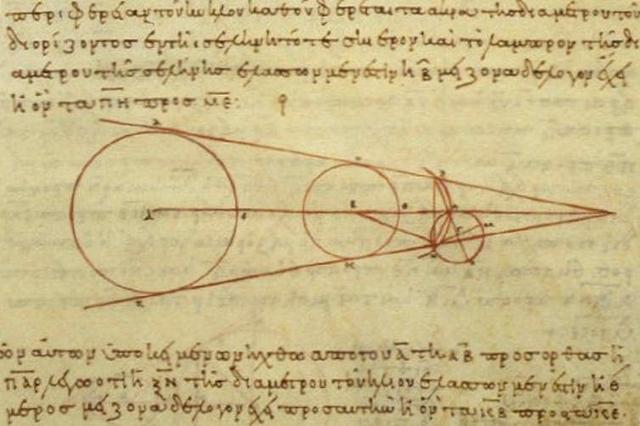 Những khám phá thiên văn kỳ thú của Hy Lạp cổ đại - 2