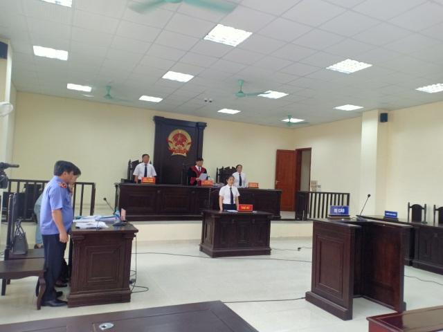 Tuyên cựu Trưởng Công an TP Thanh Hóa 24 tháng tù - 1