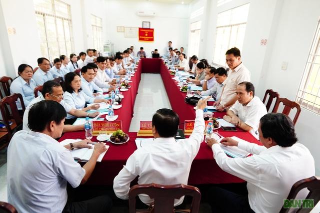 Thứ trưởng Lê Tấn Dũng: Cần đẩy nhanh tiến độ hỗ trợ nhóm lao động tự do - 3