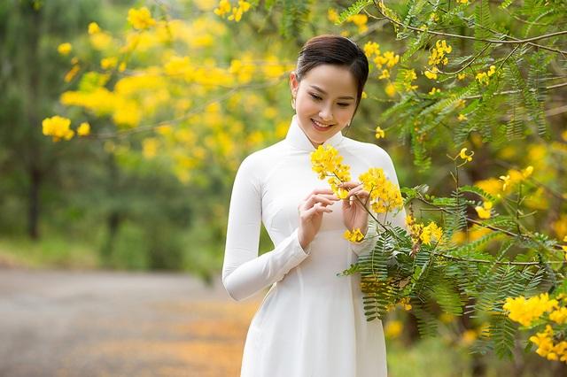 Hoa hậu Khánh Ngân đẹp cuốn hút trong bộ ảnh quảng bá du lịch Việt Nam - 10