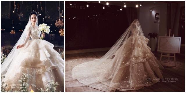 365 ngày cùng 10 tác phẩm áo cưới mang tên Calla Haute Couture - 6