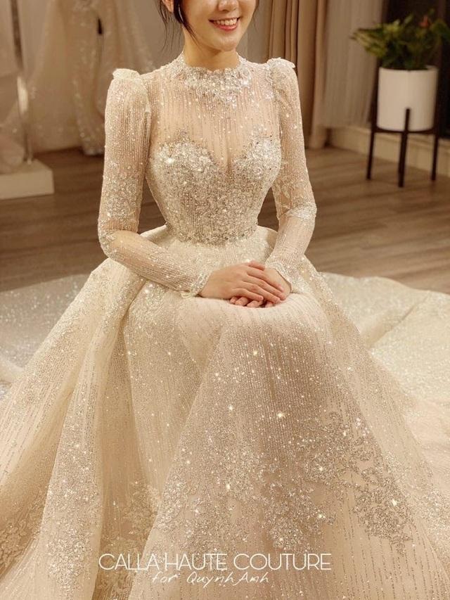365 ngày cùng 10 tác phẩm áo cưới mang tên Calla Haute Couture - 8