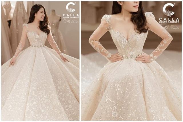 365 ngày cùng 10 tác phẩm áo cưới mang tên Calla Haute Couture - 9