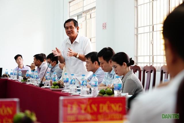 Thứ trưởng Lê Tấn Dũng: Cần đẩy nhanh tiến độ hỗ trợ nhóm lao động tự do - 4
