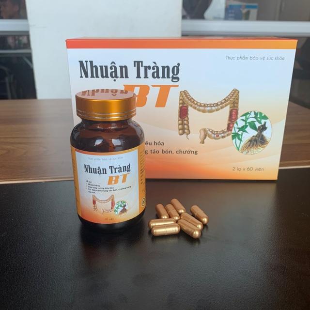 Nhuận tràng BT - giải pháp hỗ trợ người có hệ tiêu hoá kém nhé - 1