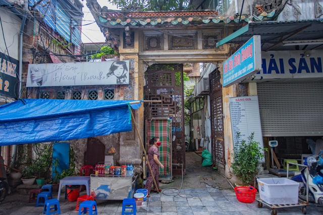 Biệt thự cổ đẹp nức tiếng ở Hà Nội của quan Tổng đốc một thời - 3