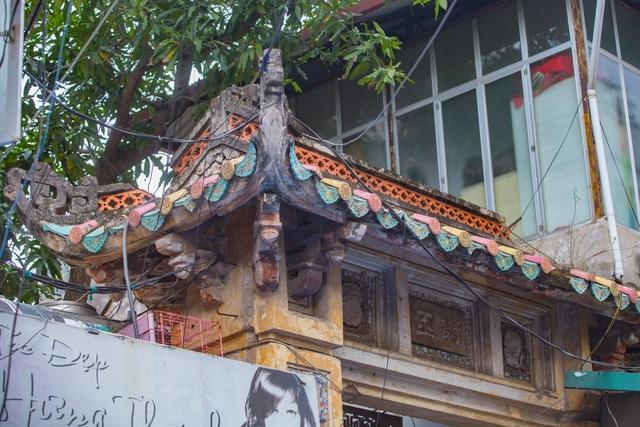 Biệt thự cổ đẹp nức tiếng ở Hà Nội của quan Tổng đốc một thời - 4