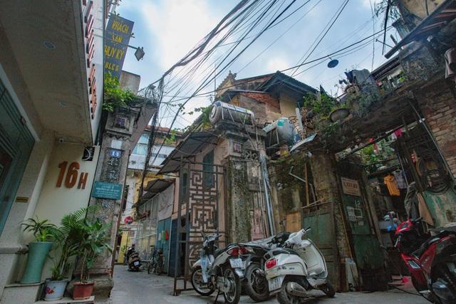 Biệt thự cổ đẹp nức tiếng ở Hà Nội của quan Tổng đốc một thời - 7