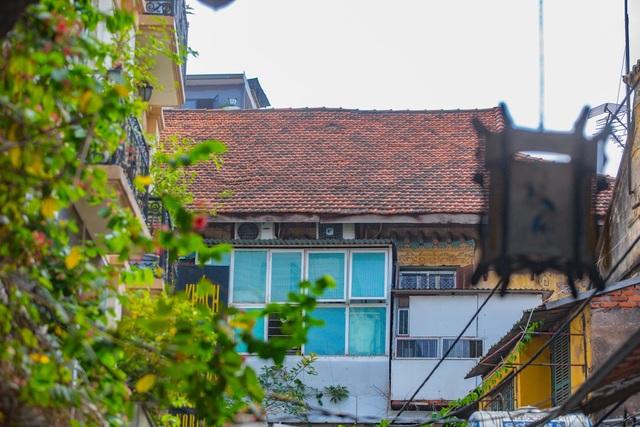 Biệt thự cổ đẹp nức tiếng ở Hà Nội của quan Tổng đốc một thời - 8
