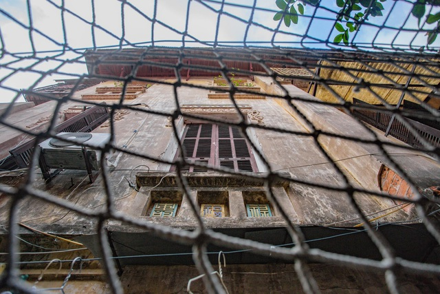 Biệt thự cổ đẹp nức tiếng ở Hà Nội của quan Tổng đốc một thời - 9